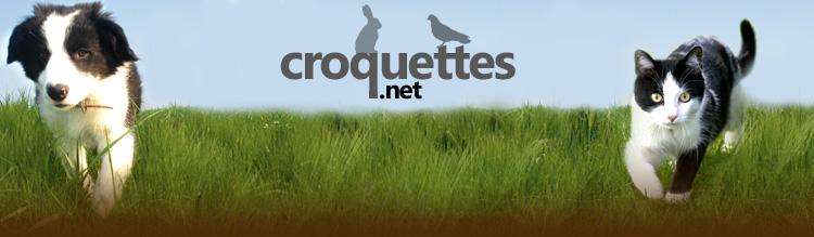 Les Croquettes sur le Net